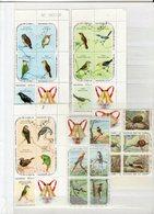 Lot Vögel Gestempelt + Postfrisch - Timbres