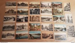 Lot De 28 Cartes Postales De FRANCFORT - FRANKFURT - Frankfurt A. Main