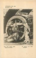 LOUIS RAEMAEKERS PROPAGANDE SATIRIQUE GUERRE 14/18  EUROPE 1916 NE SUIS-JE PAS ASSEZ CIVILISEE - Illustratoren & Fotografen