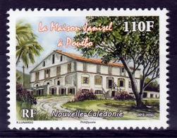 New Caledonia, Maison Janisel, Pouébo, 2016, MNH VF - New Caledonia