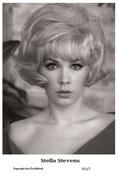 STELLA STEVENS - Film Star Pin Up PHOTO POSTCARD- Publisher Swiftsure 2000 (355/7) - Postales