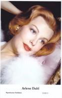 ARLENE DAHL - Film Star Pin Up PHOTO Postcard - Publisher Swiftsure Postcards 2000 - Postales