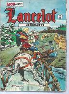 LANCELOT Reliure N° 28  ( N° 100 + 101 + 102 )  -  MON JOURNAL  1975 - Lancelot