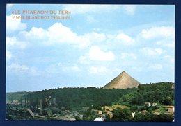 54. Longwy - Bas. Usine De Senelle. Le Crassier, Le Pharaon Du Fer.( Anne Blanchot Philippi). 1985 - Longwy