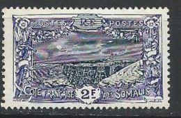 Côte Des Somalis YT 98 XX / MNH - Neufs