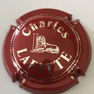 117 - Capsule De Champagne - 4 - Charles Lafitte (Quart Rouge) Capsule Plus Petite - Lafitte, Charles