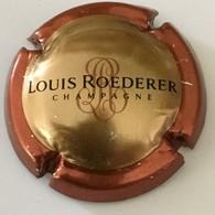 122 - Capsule De Champagne - 103 - Louis Roederer Contour Cuivre-rosé Rosé - Roederer, Louis