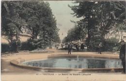 F31-037 TOULOUSE - LE BASSIN DU SQUARE LAFAYETTE - Toulouse