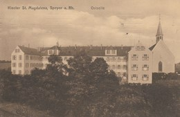 ALLEMAGNE - Rhénanie-Palatinat - SPEYER. Kloster St. Magdalena - Ostseite. 1913 - Speyer