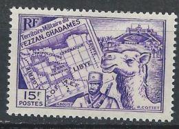Fezzan YT 38 XX / MNH - Fezzan (1943-1951)