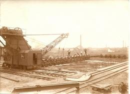 BOOM - Unieke FOTO - Boomsche Metaalwerken - Achtergrond Zicht Op Steenbakkerijen - Animatie - Rond 1930 - Foto 7 - Boom