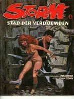 Storm 8 - Stad Der Verdoemden  (1985) - Storm In Softcover