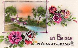 Un Baiser De  PLELAN LE GRAND - France