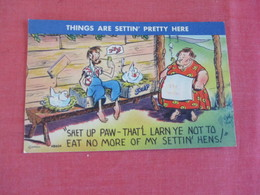 Humour    Hillbilly   - Ref 3062 - Humour