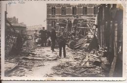 CAMBRAI CARTE PHOTO GARE DU CAMBRESIS GUERRE 1940 1945 - Cambrai