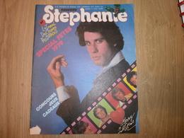 Revue STEPHANIE N°48   Décembre 1978 - Musique