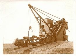 BOOM - Unieke FOTO - Boomsche Metaalwerken - Bagger Machine - Rond 1930 - Foto 3 - Boom