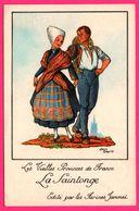 Farine JAMMET Maltées - La Saintonge - Folklore - Province - JEAN DROIT - Droit
