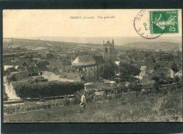 CPA - IRANCY (Yonne) - Vue Générale, Animé - Andere Gemeenten