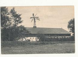 EOLIENNE DANEMARK TVEDEGAARD CPA BON ETAT - Moulins à Vent
