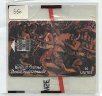 WF8 Danse Traditionnelle 80u Tirage 05/95 NSB - Wallis Und Futuna