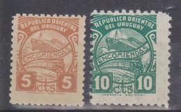 Uruguay - Francobolli Di Servizio - Uruguay