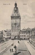 ALLEMAGNE - Rhénanie-Palatinat - SPEYER. - Altpörtel. J.L. Schmid, Speyer N° 117 / 9362 - 1909 - Speyer