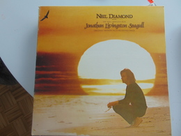 Neil Diamond- Jonathat Livingstone Seagull - Filmmusik
