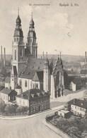 ALLEMAGNE - Rhénanie-Palatinat - SPEYER. - St. Josephskirche. J.L. Schmid, Speyer N° 9480 - Speyer