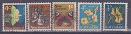 1960-71 Nuova Zelanda - Flora E Fauna - Non Classificati