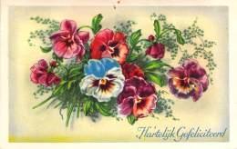 Beau Lot De 30 Cartes Postales De  Illustrateurs  Fleurs - Mooi Lot 30 Postkaarten Illustrators Bloemen 30 Scans. - 5 - 99 Cartes