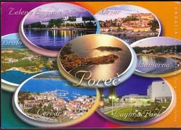 Croatia 2012 / Porec / Brulo, Zelena Laguna, Vrsar, Lanterna, Cervar, Laguna Park / Panorama, Tourism / Retour - Kroatien