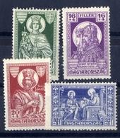 HUNGARY 1930 SZENT IMRE MNH, OG - Neufs