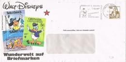 29835. Carta LORCH (Alemania Federal) 1984. DISNEY Stamps - [7] República Federal