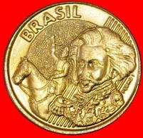 # PEDRO I (1798-1834) AND SOUTHERN CROSS: BRAZIL ★ 10 CENTAVOS 2005! LOW START ★ NO RESERVE! - Brazil