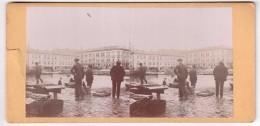 Photo Stéréoscopique - Danemark - Copenhague - Kobenhavn - Christiania - Entre 1878 Et 1905 - Photos Stéréoscopiques