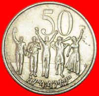 # GREAT BRITAIN: ETHIOPIA ★ 50 CENTS 1969 (1977)! LOW START ★ NO RESERVE! - Ethiopie