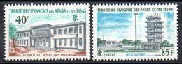 AFARS Et ISSAS - YT N° 355-356 - Neuf ** - MNH - Cote: 11,00 € - Afars & Issas (1967-1977)