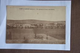CAMP Du LARZAC-vue Generale Du Camp(cote Ouest) - Frankrijk