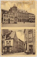 BELGIQUE BELGIE     CHATELET   Place Albert 1er - Rue Neuve - Châtelet