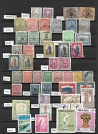 PARAGUAY Lot De 167 TP  République:  1892...1990 - Paraguay