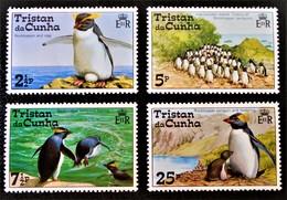 MANCHOTS 1974 - NEUFS ** - YT 191/94 - MI 191/94 - Tristan Da Cunha