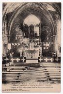 Cpa 52 - Hortes (Hte Marne) - Intérieur De La Chapelle De Presles... - France