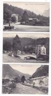 Lot De 3 Belles CPA Saint-Jean-de-Sixt (Haute-Savoie) - Sixt-Fer-à-Cheval