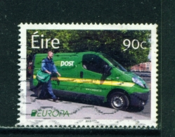 IRELAND  -  2013  Europa  90c  Used As Scan - Used Stamps