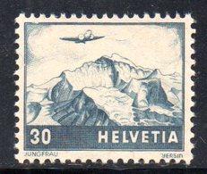 148B/1500 - SVIZZERA 1941 , Posta Aerea   Unificato N. 42  ***  MNH - Posta Aerea