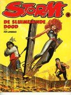 Storm 9 - De Sluimerende Dood  (1985) - Storm In Softcover