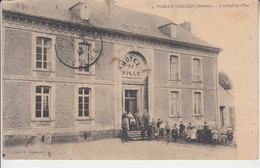 MAILLY MAILLET ( Somme ) - L'Hôtel De Ville  PRIX FIXE - Other Municipalities