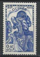 Guinée YT 167 XX / MNH - Guinea Francesa (1892-1944)