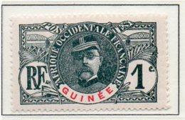 Guinée YT 33 XX / MNH - Guinée Française (1892-1944)